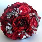 8 Piece Glamorous Damask Bouquet Se..